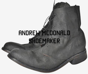 RICK OWENS BORIS BIDJAN SABERI CHRONICLES OF NEVER ANDREW MCDONALD