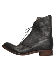 Derby Boot<br>Dark Choc Bison