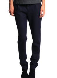Clean Slim Pant<br>Italian Virgin Wool